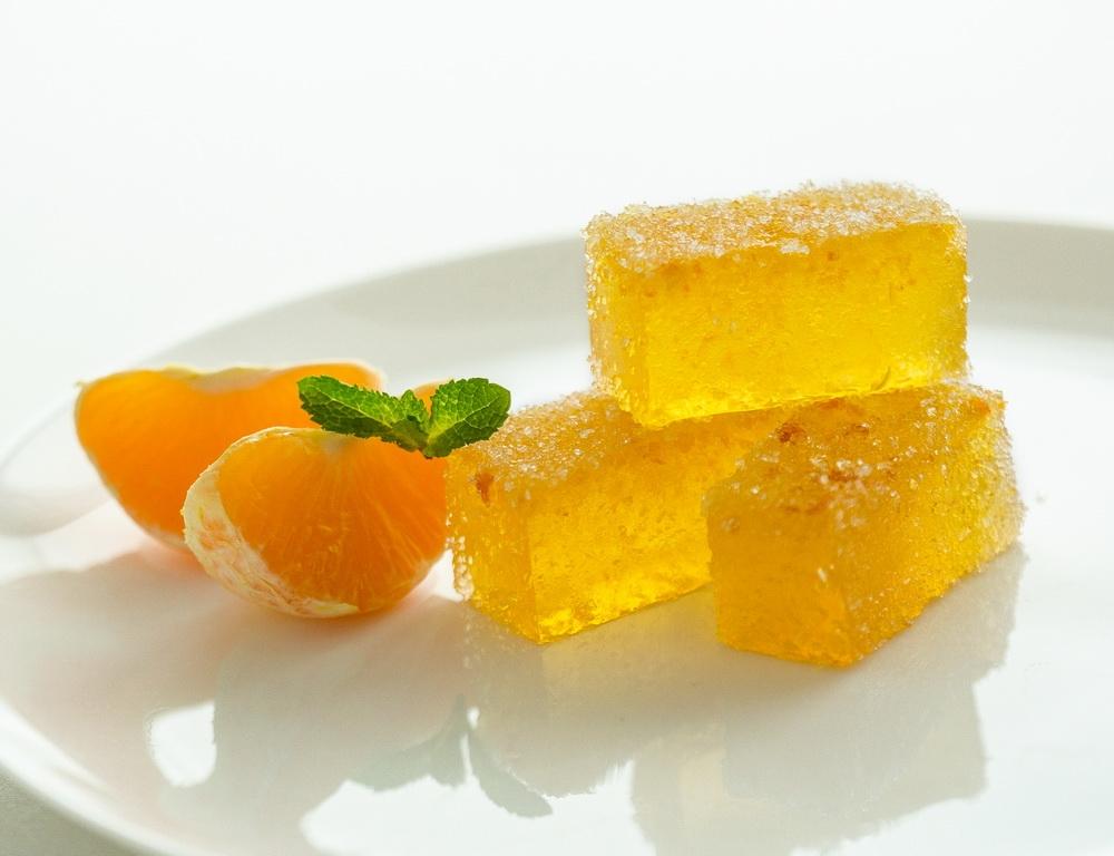 из апельсинов